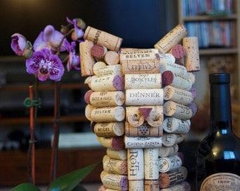 Adorable Wine Cork Cat