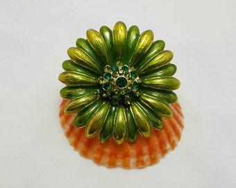 MONET Flower Pin