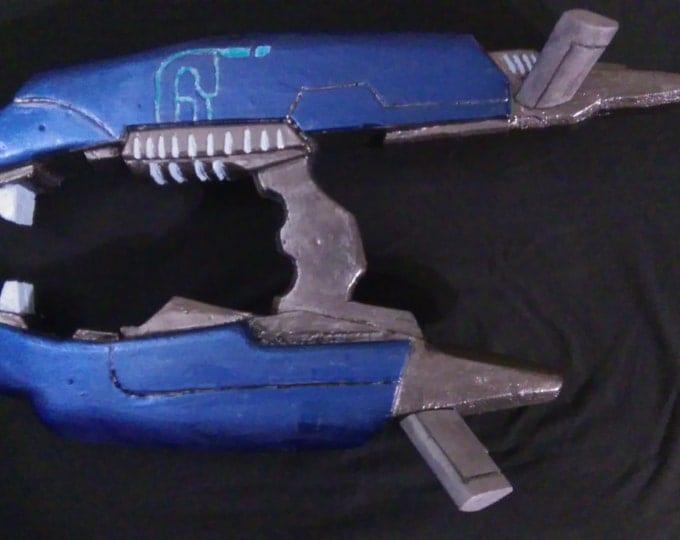 1:1 Scale Halo series Covenant plasma rifle