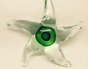 Murano Glass Star Fish