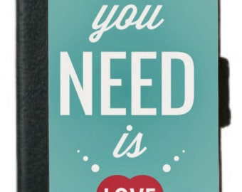 All You Need is Love & Jesus Phone Case/ Wallet