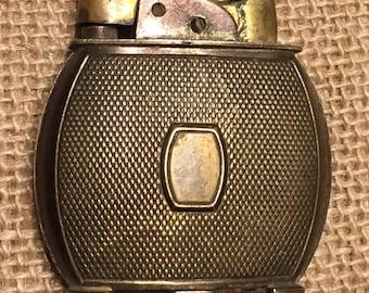 Vintage Evans Brass Pocket Lighter