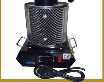 Digital Melting Furnace 2 Kg for meting silver gold ect.