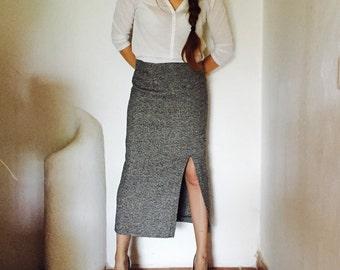Vintage pencil skirt