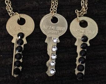 Mini key necllace