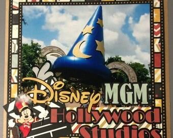 Custom Scrapbooking - Specializing in Disney Albums