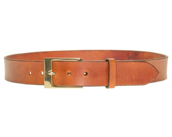 Belts for Men, Tan Belt, Tan Leather Belt, Dress Belt, Mens Black Leather Belt, Mens Leather Belt