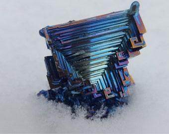 96 Gram Bismuth Crystal