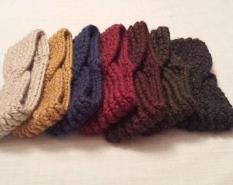 Custom Handmade Knit Turban Headbands