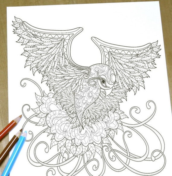 elegant printable adult coloring pages - photo#7