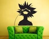rvz1724 Wall Decal Sticker Anime Manga Boy Kids Girl Nursery Final Fantasy Hero featured image