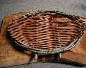 Willow Basket, Catalan Tray