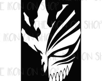 Bleach Ichigo Decal Sticker / Iron-on Transfer
