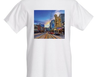 Downtown Buffalo Graphic Tee
