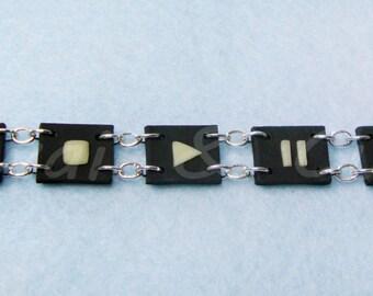 Bracelet Remote Control - Glow in the Dark