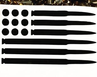 American Bullet Flag
