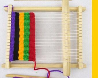 Children's Experiment Homemade Loom Greedy Cat Course Loom Kit Children's Scientific Experiment Bo