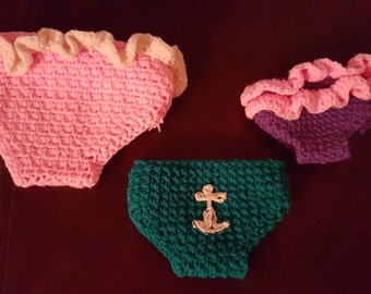 Homemade Diaper Covers