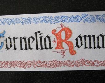 Cornelia Romana