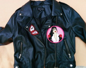 "Selina"" tribute Patch"