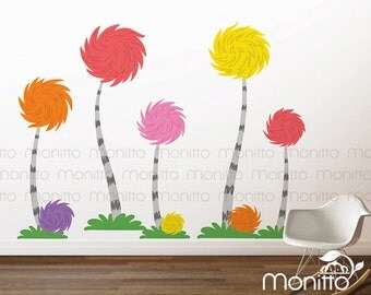 Cat Juggling On Ball Dr Seuss Quote Wall Decal For - Dr seuss nursery wall decals