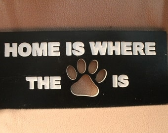 Home is where the pet is
