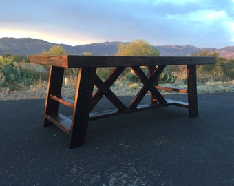 Handmade Patio Table