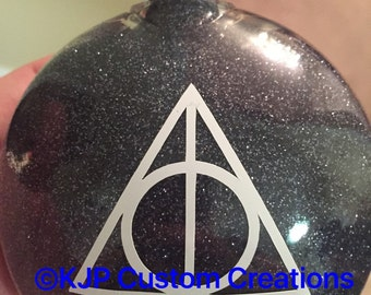 Harry Potter Deathly Hallows Symbol ornament