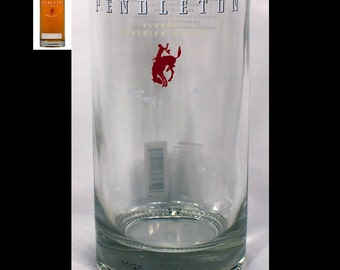 Pendleton Whisky Tumbler/Beer Glass