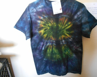 100% cotton Tie Dye T-shirt MMMD7 size Medium