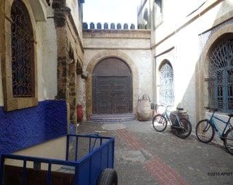 "017 - Photography: Essaouira, Morocco  - 20"" x 30"" (508 x 762mm)"
