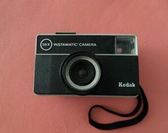 Kodak Instamatic 56-X Camera