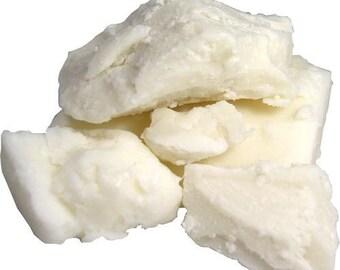 Bulk Organic Ivory or Yellow Shea Butter-Grade A Organic Unrefined Bulk (Skin Butter, Hair Butter)
