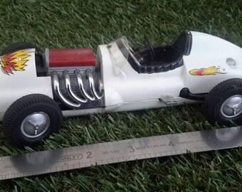 rare vintage indianapolis racer custom designed model