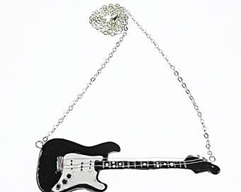 "Necklace,, Guitar""."