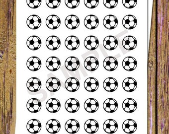 42 Soccer Planner Stickers Soccer Stickers Soccer Game Stickers Functional Stickers Sports Stickers Soccer Class Icon Fitness Stickers A23