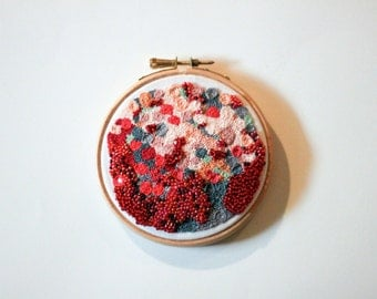Embroidery gooseberry