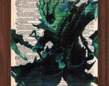 Thresh Print