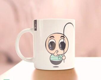 "Mug ""Positive"""
