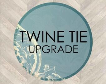 Twine Tie
