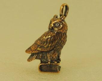 Pendant Оwl On A Book