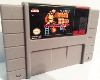 Classic Kong, SNES Super Nintendo