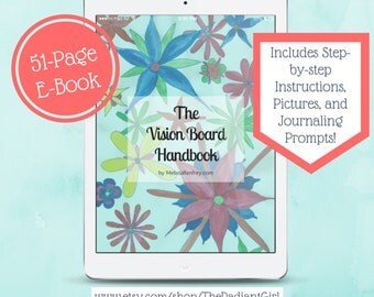 The Vision Board Handbook