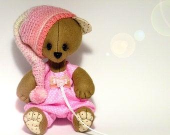 Handmade Toy Bear