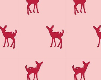 Rose Fawn Pink Knit Fabric