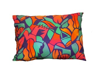 Fluo decorative cushion