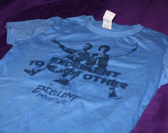 Bill and Teds Excellent Adventure T-Shirt