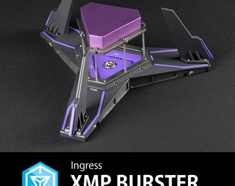 Ingress-Xmp Burster Resin Model Kit