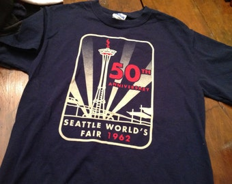 Seattle World's Fair shirt - SM
