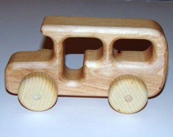 Old Fashion Bus, Handmade